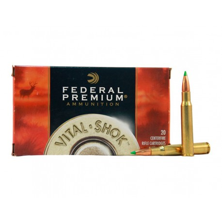 FEDERAL NOSLER BST