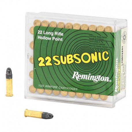22 REMINGTON SUBSONIC