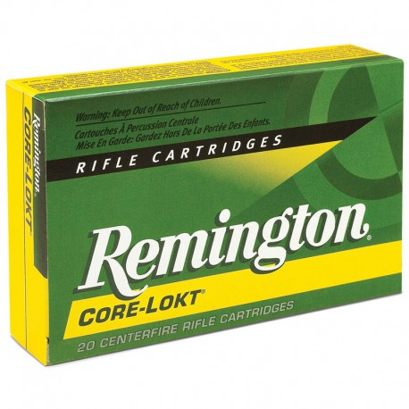 243 REMINGTON CORE-LOKT PSP