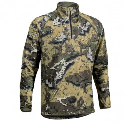CAMISETA SWEDTEAM RIDGE ANTIBITE HALF-ZIP