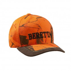 GORRA BERETTA CAMO ORANGE